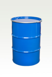 reconditioned 205ltr clip top drum