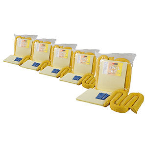 30ltr Emergency Spill Kits Pack of 5