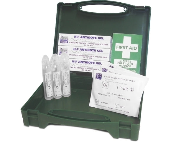 HF Gel First Aid Kit HazExperts