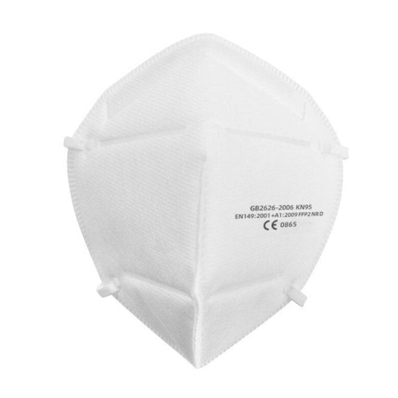 KN95 (FFP2) Filtration Respirator Mask (2 pk) FREE Fast Shipping