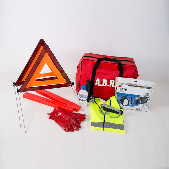 Driver ADR Kit With Respirator