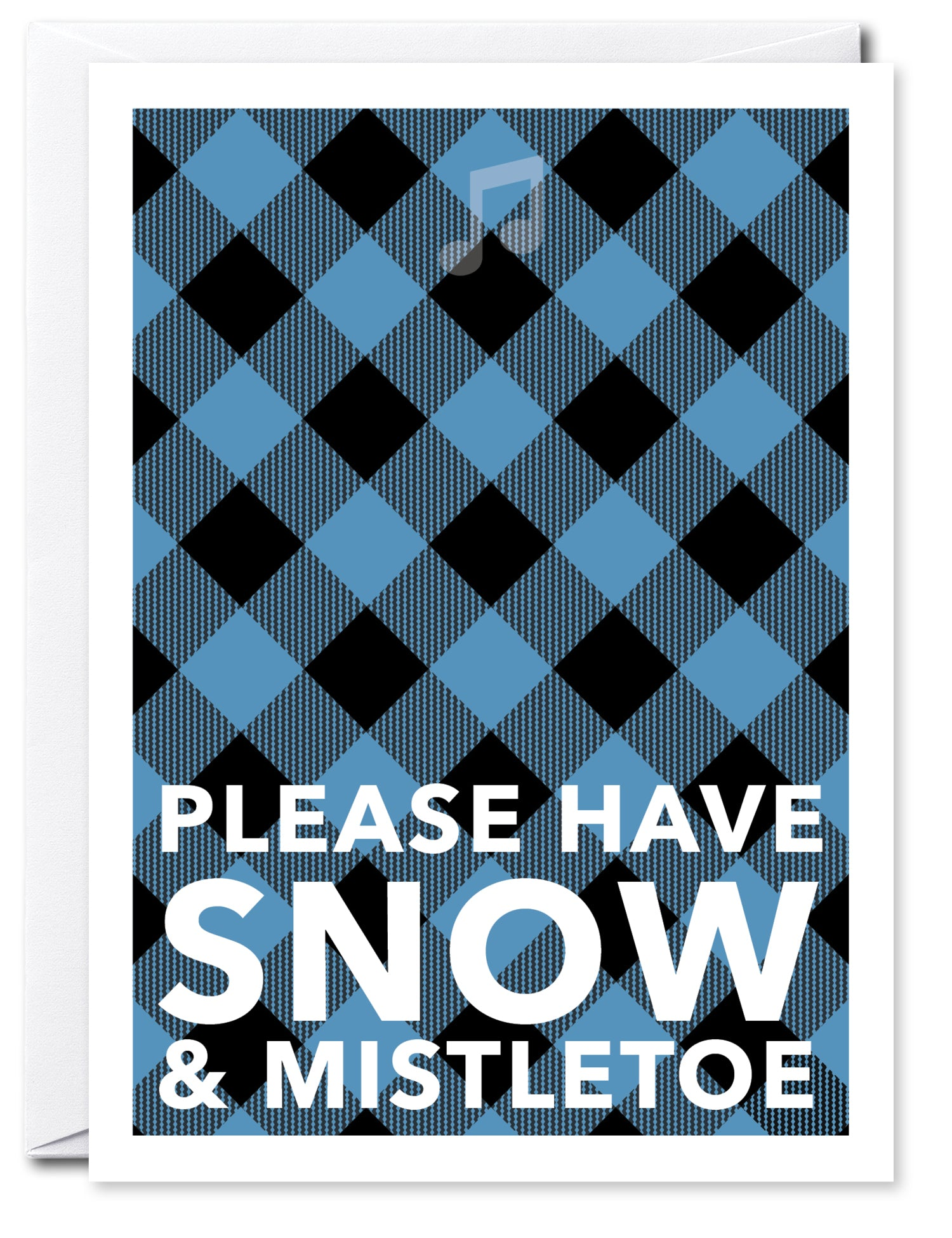 PLEASE HAVE SNOW & MISTLETOE