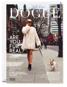DOGUE March