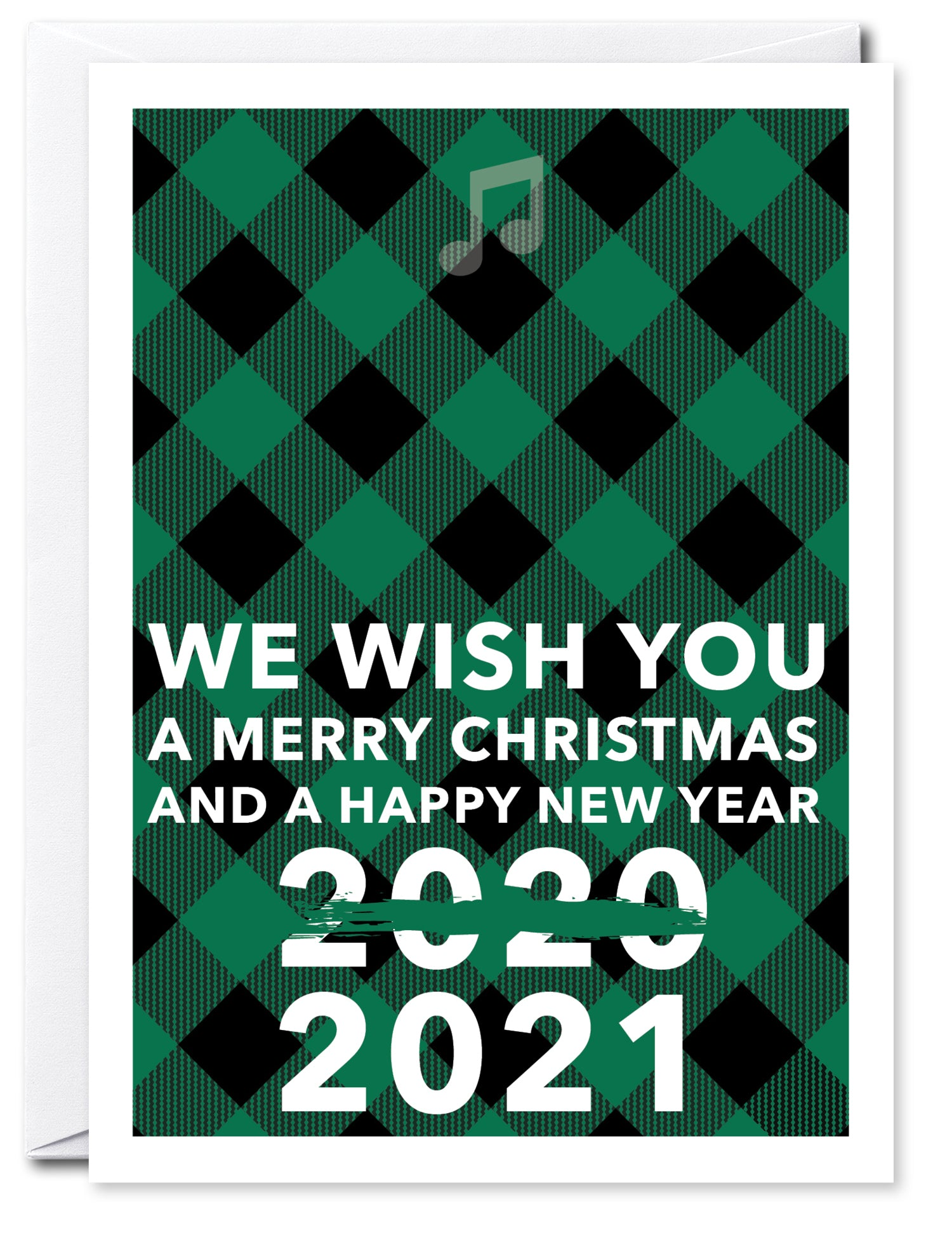 WE WISH YOU A MERRY CHRISTMAS AND A HAPPY 2021
