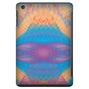 iPad Snap Case, Matte - Rainbow Heart