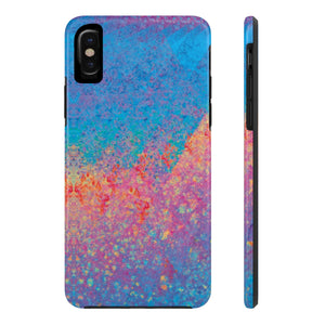 Case-Mate Tough Phone Case - Rainbow Heart 2
