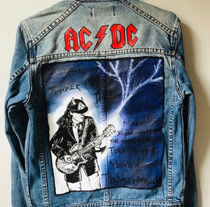 Custom Adult Denim Jacket