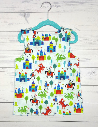 Dragons and Castles Summer Top