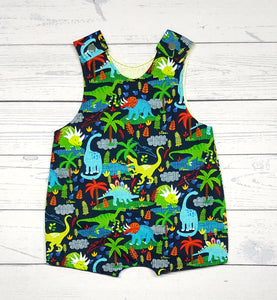 Summer Romper ~ Infant ~ multiple sizes