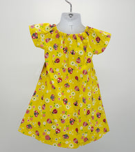 Load image into Gallery viewer, Simply Sweet Girls Ladybug Dress