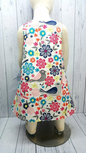 Alisha Dress ~ REVERSIBLE