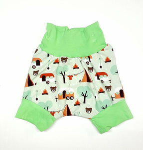 Unicorns, Sloths, and Fox Shorts