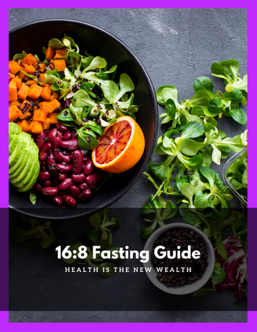 16:8 Fasting Guide(Download)