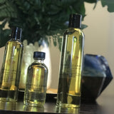 Massage & Body Oil.