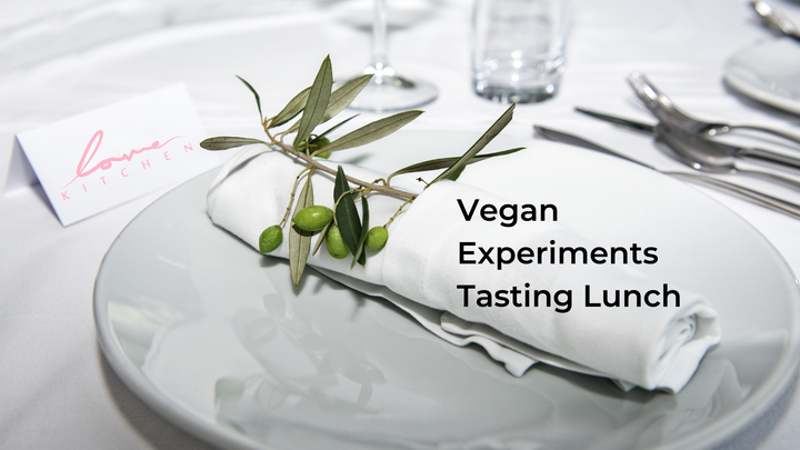 Vegan Experiments - Tasting Experience
