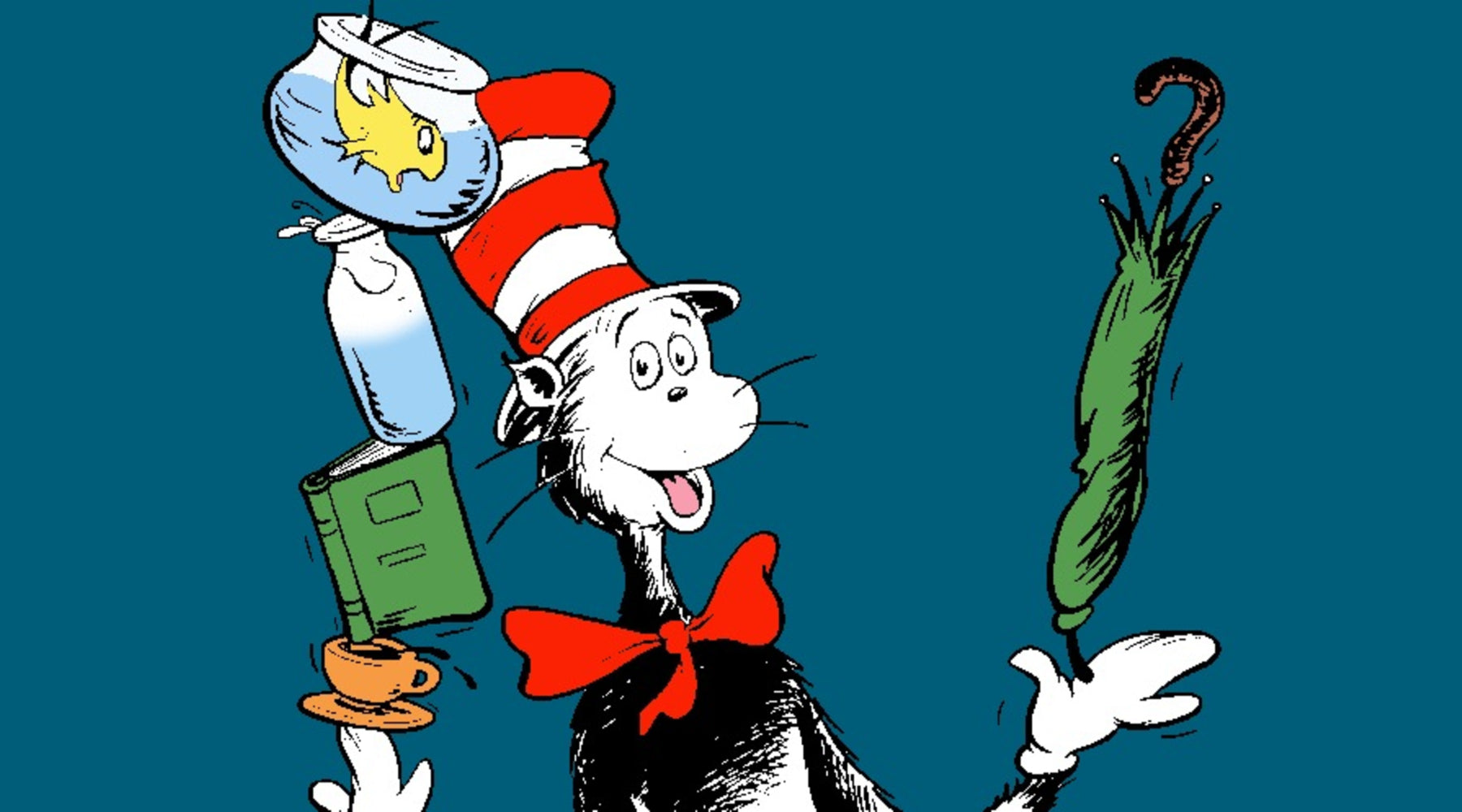 The Cat in the Hat - review