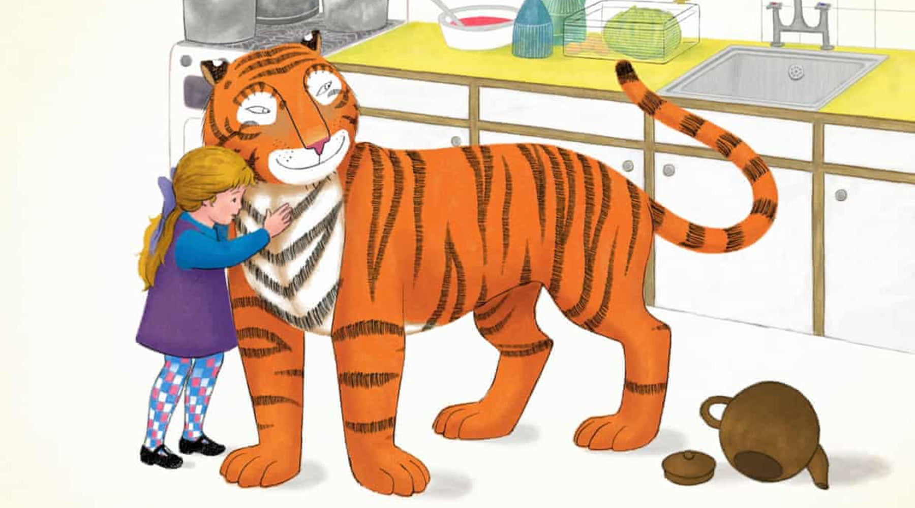 The Tiger who came to Tea by Judith Kerr - Review