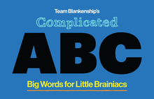 Load image into Gallery viewer, Complicated ABC: Big Words for Little Brainiacs