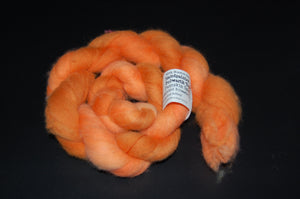 Hand Dyed Polwarth Fiber Twist