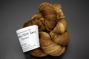 Merino Silk Lace