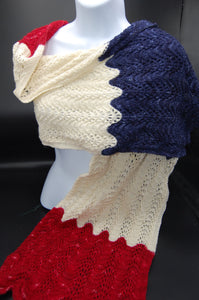 All American Transitions Shawl Kit - Made in the USA