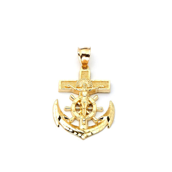 10K Yellow Gold Fashion Pendant 3.40 Grams - Jawa Jewelers