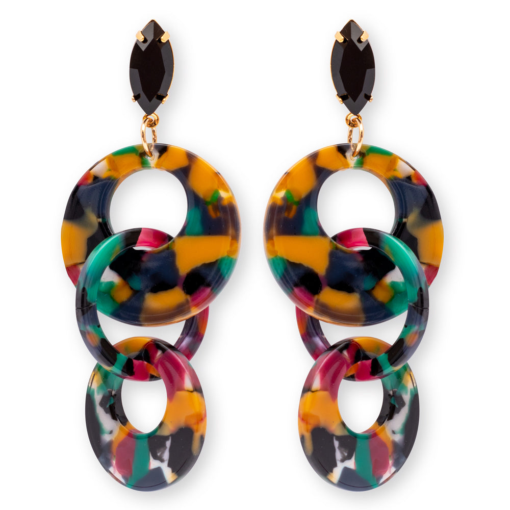 Chichi Double Hoop Earrings