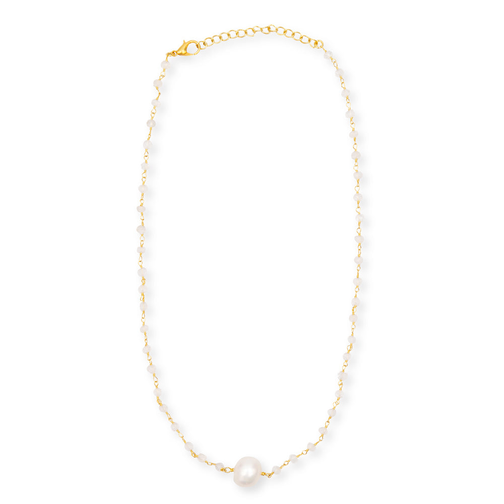 Simply Pure Necklace