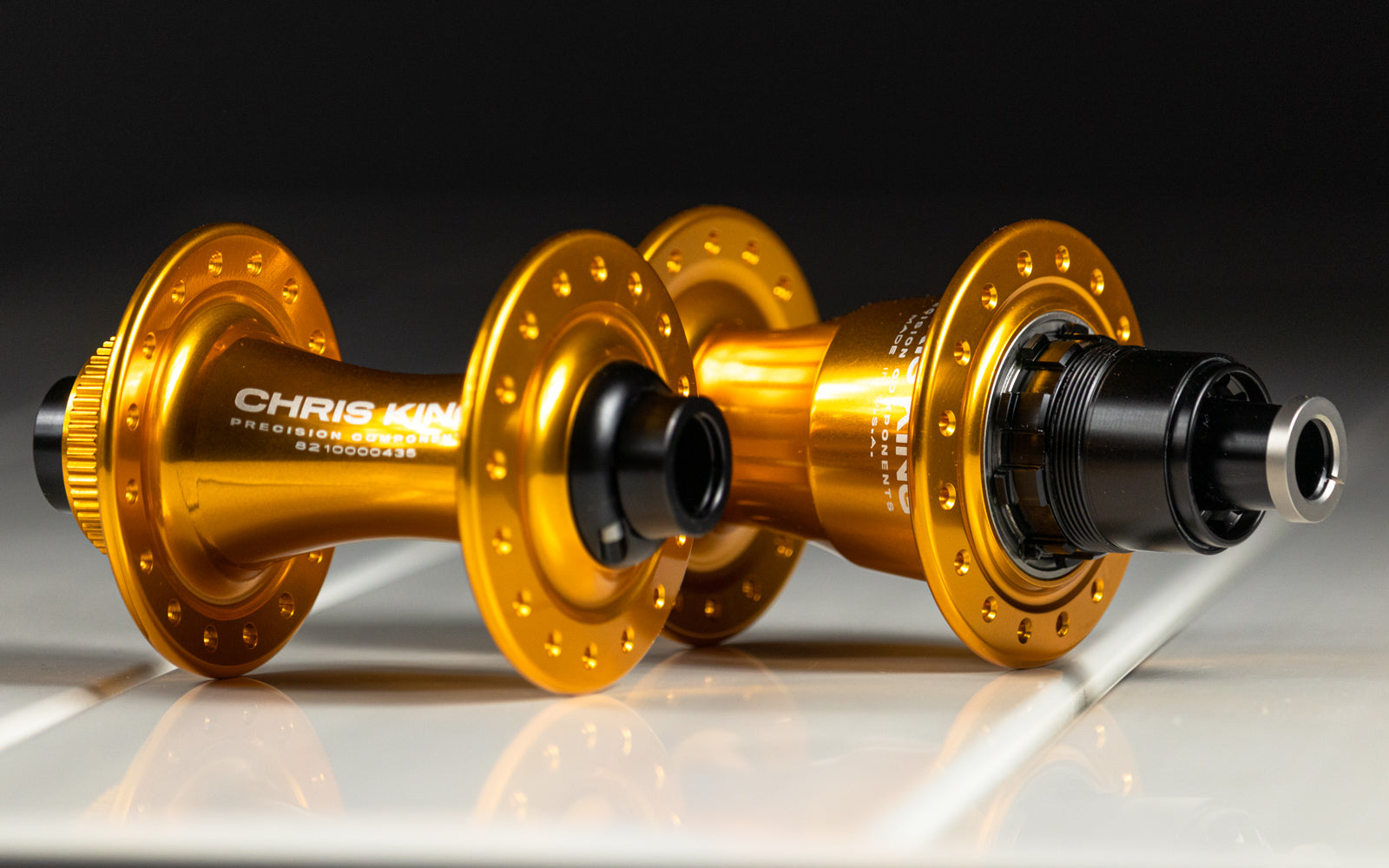 A Closer Look At The Updates To Chris King's MTB Hubs