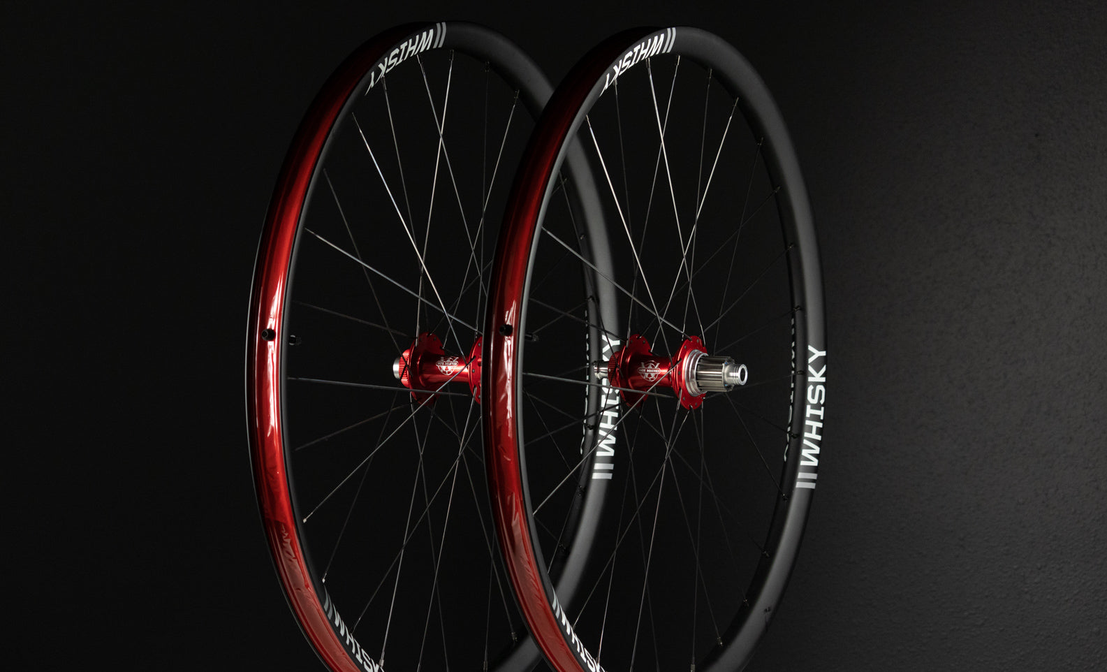 Wheel Build Of The Week: Whisky No9 36W / White Industries CLD Red