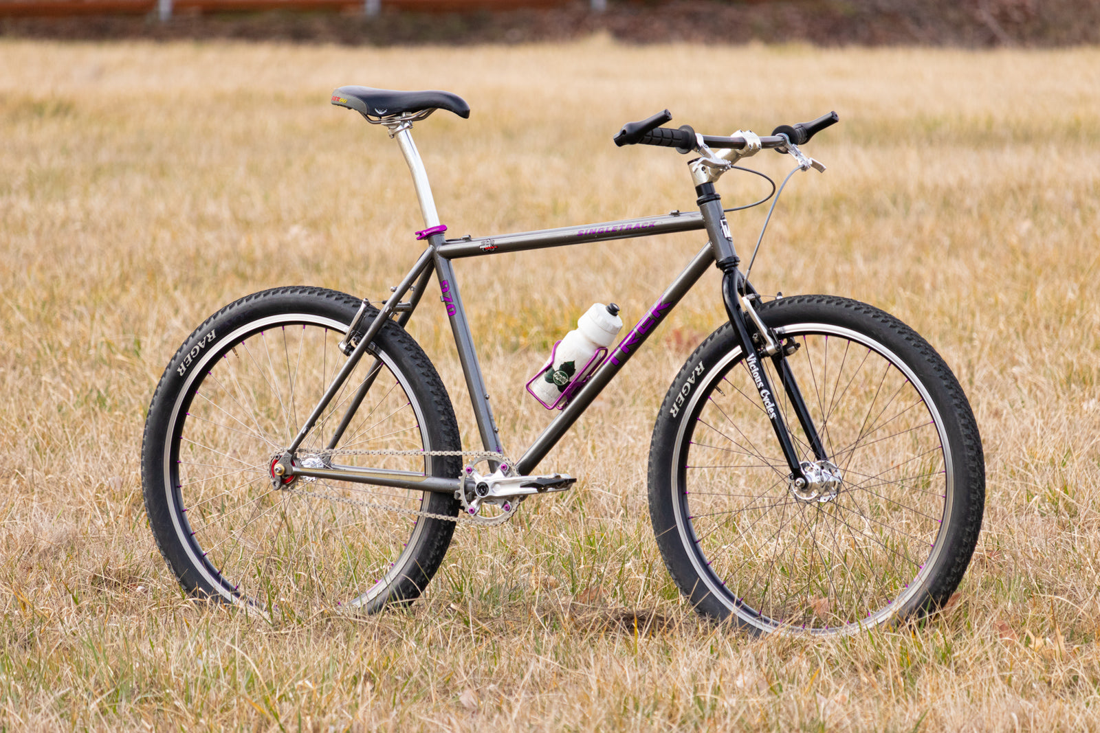 Bling Build: Gernot's Trek 970 Singlespeed