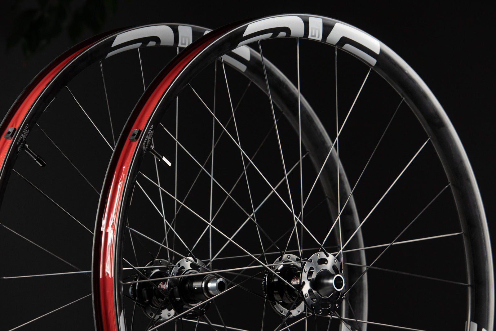 Wheel Build of the Week: Phil Wood / Enve