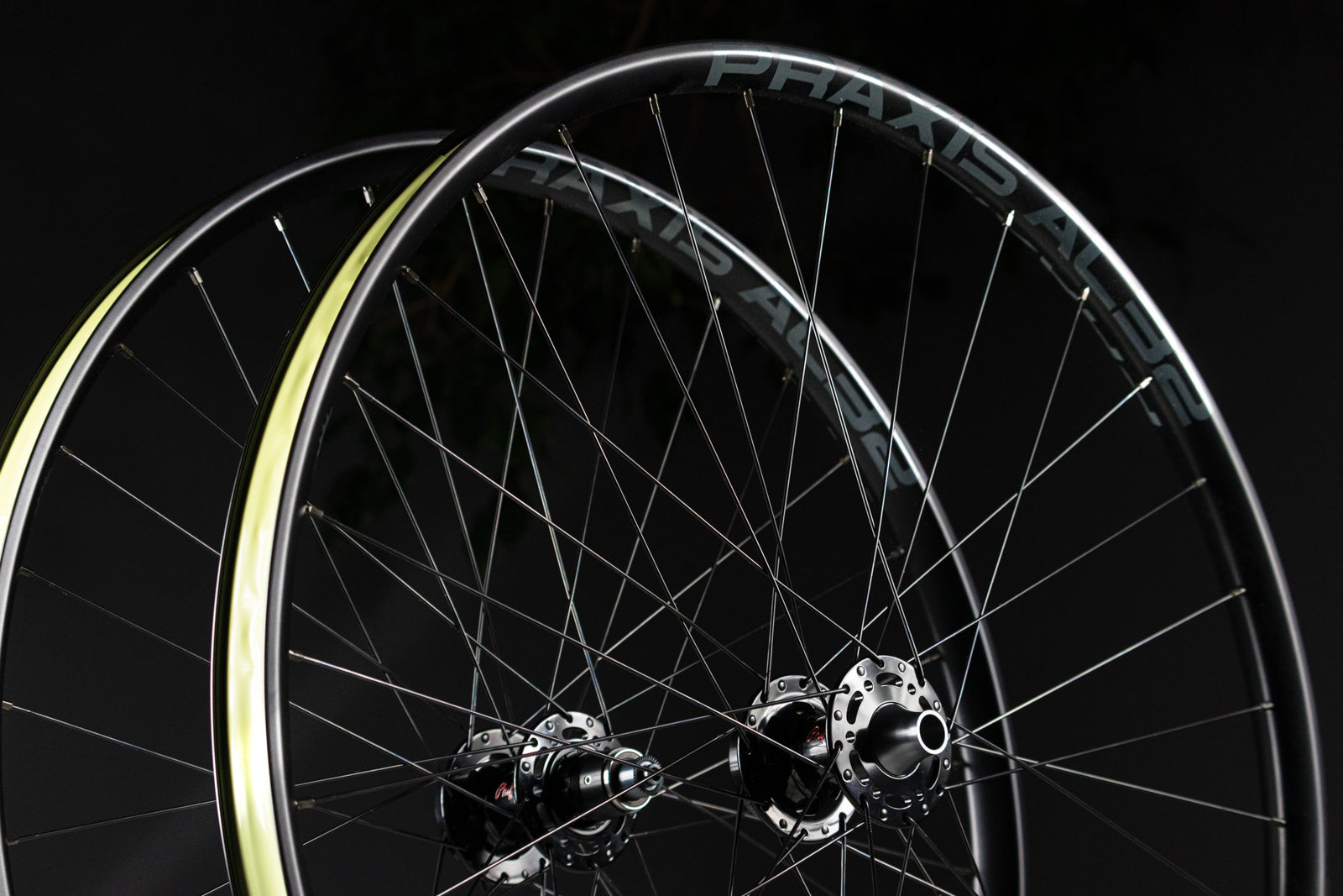 Wheel Build of the Week: Phil Wood / Praxis