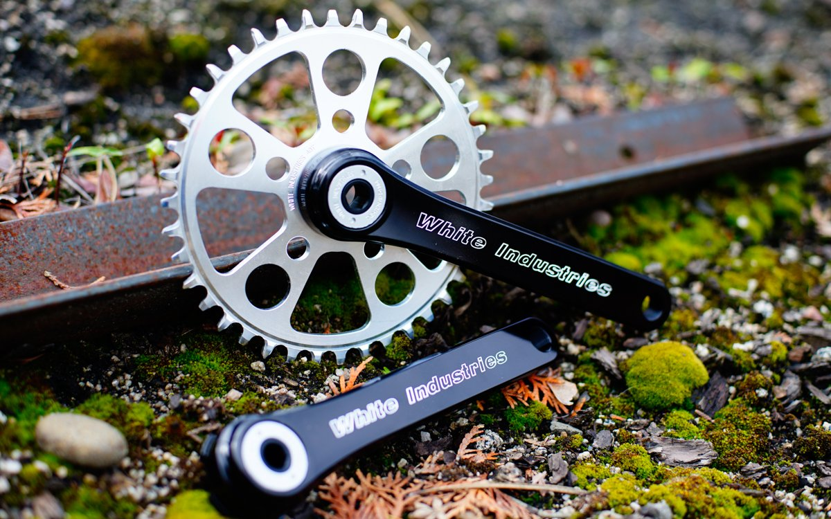 White Industries Cranksets: Get The Gearing You Want