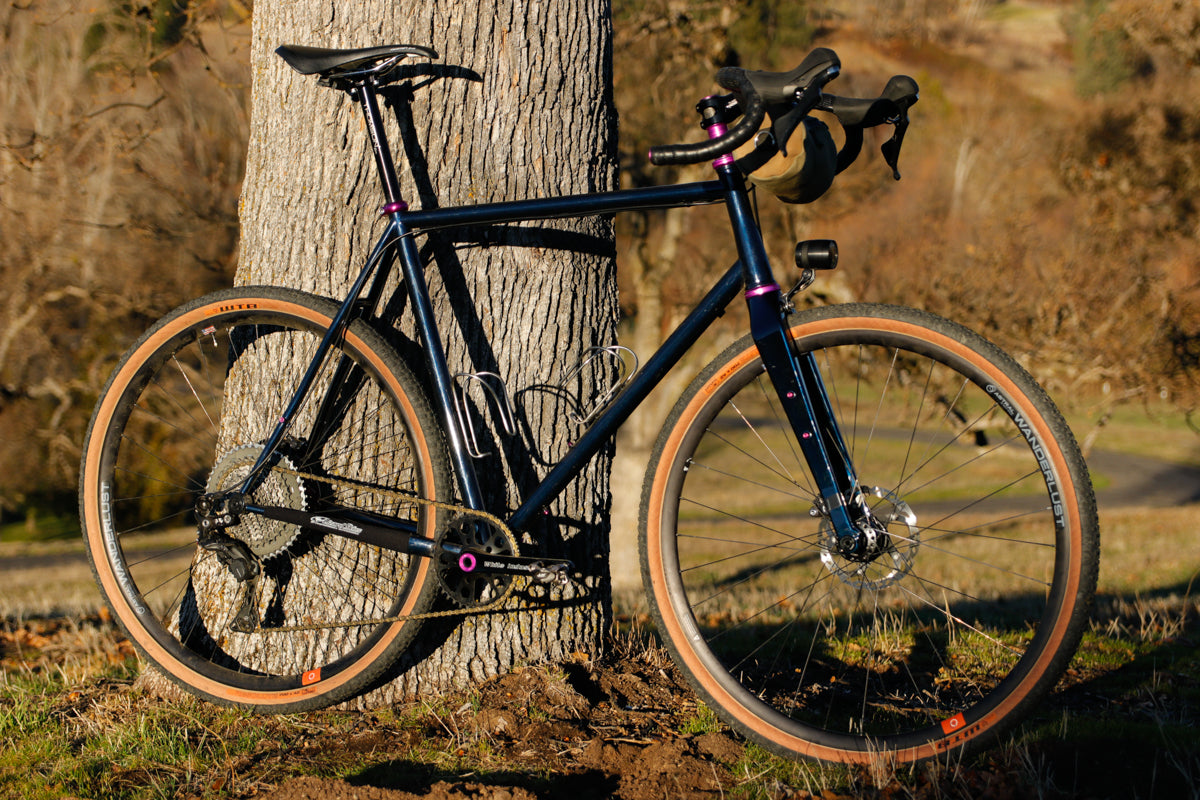 12 Bling Builds of Xmas - Gabe's Gravel Bike
