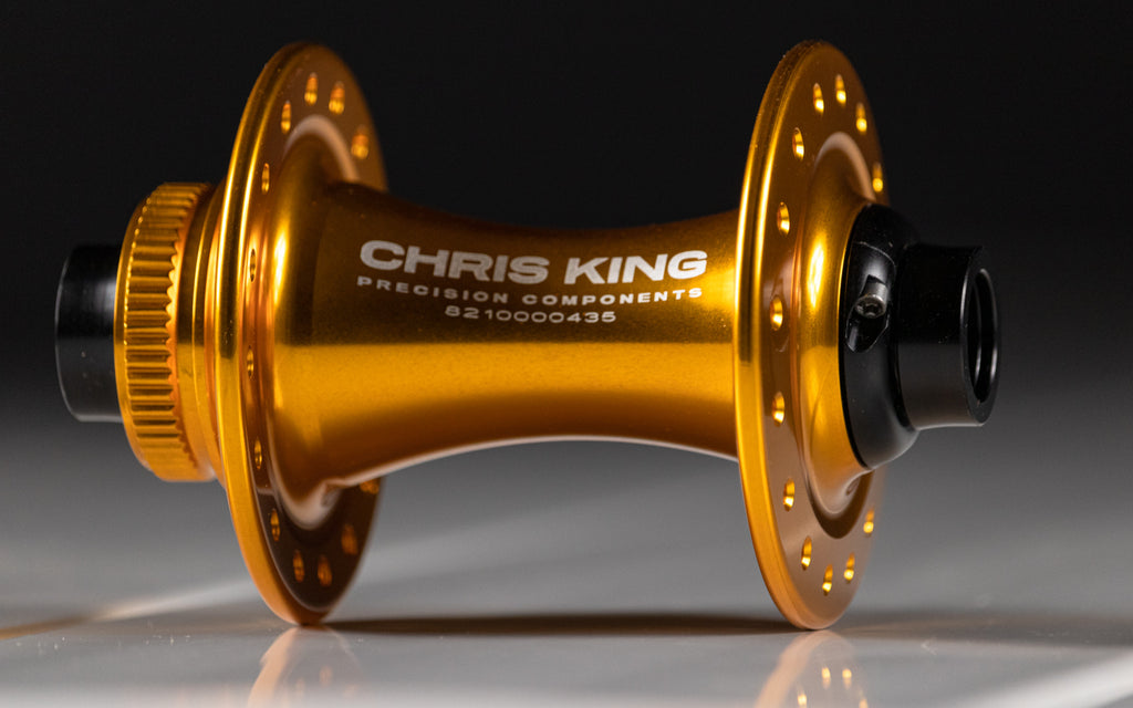 Chris King boost front hub