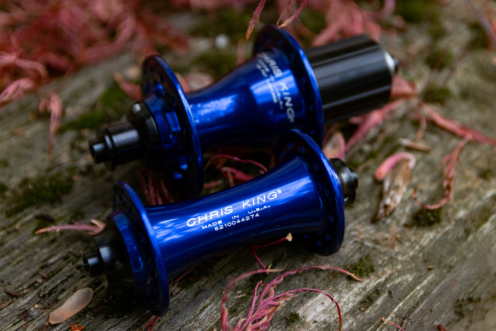 Chris King R45 hubs