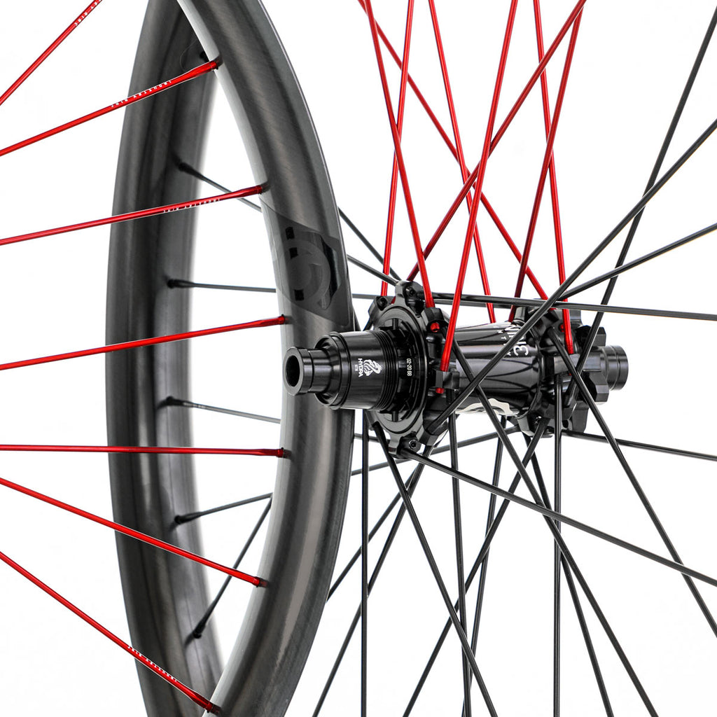Industry Nine Carbon wheels