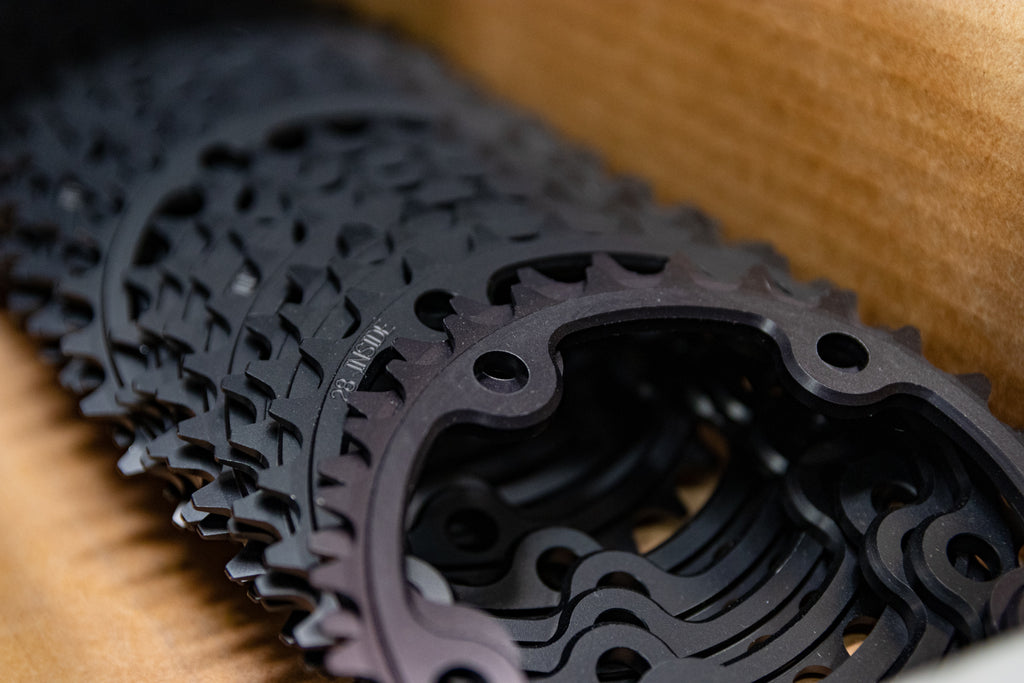 White Industries V.B.C. inner chainrings