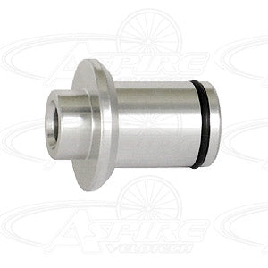 Chris King R45 Rear Hub Axle End, Quick Release (QR)