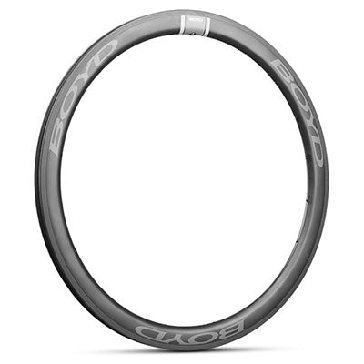 BOYD 44mm Carbon Clincher (Disc Brake)