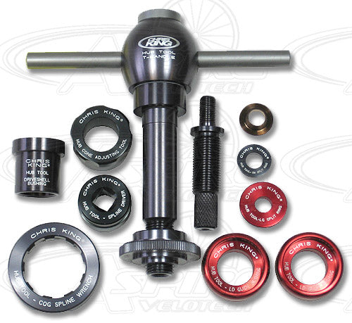 Chris King Hub Service Tool Kit - For all Chris King hubs except R45