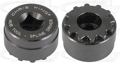 Chris King Spline Driver Tool - for Chris King driveshell maintenance- except R45