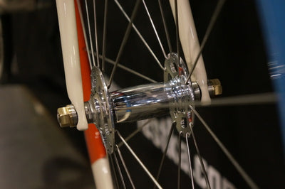 White Industries Track Hub - Front
