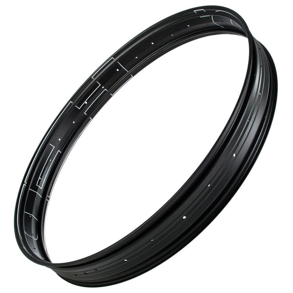 "Hed Big Half Alloy Deal (bhad 27.5"") Fat Rim 32h (includes Tubeless Kit)"