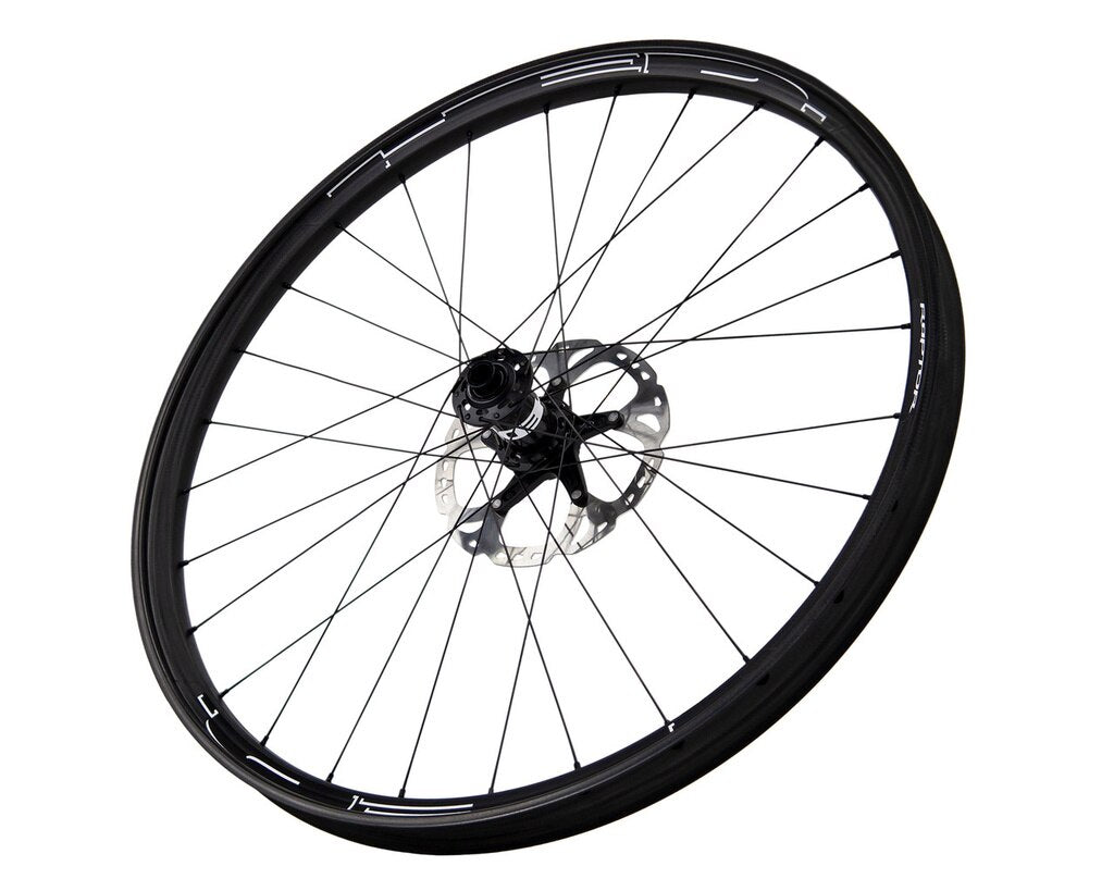 Hed Raptor Carbon Tubeless Rim 27.5x 45mm Black Decals
