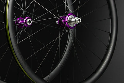 Whisky NO 9 GVL Carbon / Industry Nine Torch Wheelset