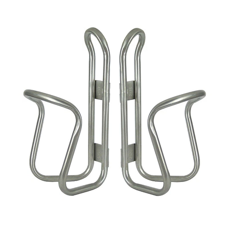 King Cage Titanium Water Bottle Cage (Ti)
