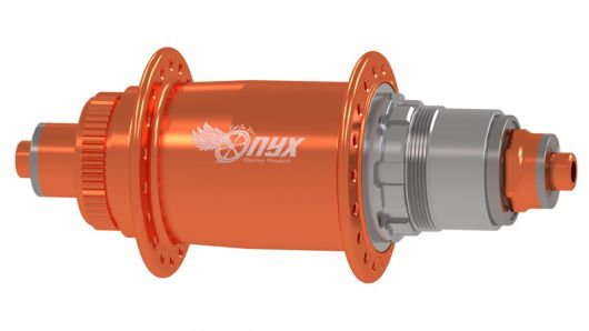 Onyx Racing Mountain Centerlock Hub - Rear
