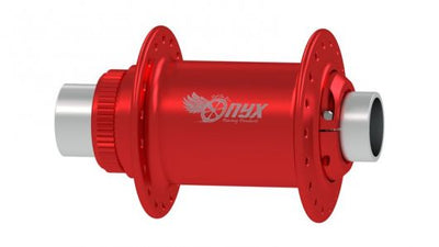 Onyx Racing Mountain Centerlock Hub - Front